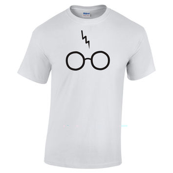 Harry Potter Glasses and lighting bolt