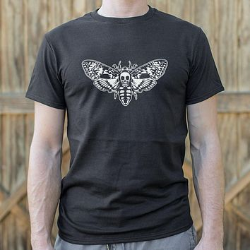 Mens Death's Head Moth T-Shirt