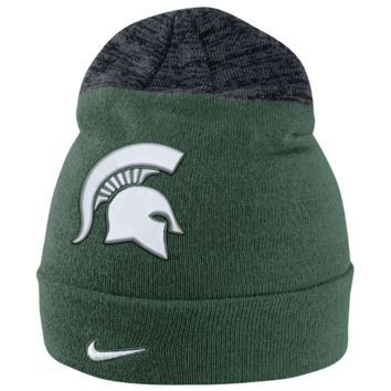 Michigan State Spartans Nike Sideline Beanie