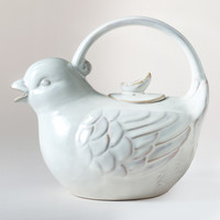 Bird Teapot - World Market