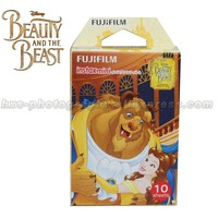 Limited Beauty and The Beast Fujifilm Instax Mini 9 Instant Film For Mini 9 8 7S 7C 70 90 25 Camera and Share Printer SP-1 SP-2
