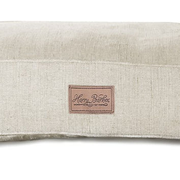 Tweed Dog Bed | Grey