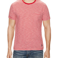 Narrow Stripe T-Shirt
