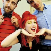 Paramore - Hayley, Jeremy and Taylor Band Portrait Poster - Offical Band Merch - Buy Online at Grindstore.com