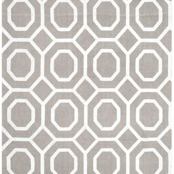 Cedar Brook Contemporary Indoor Area Rug Grey / Silver