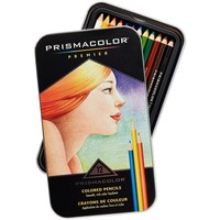 Prismacolor Premier Colored Pencils- Set of 12