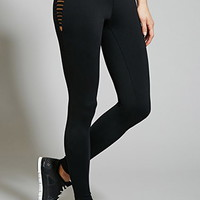 Active Ladder-Cutout Leggings