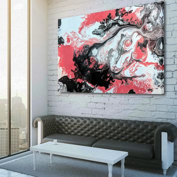 Coral Overture II Canvas Set