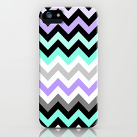 Chevron #14 iPhone & iPod Case by Ornaart