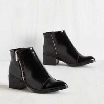 Sleek Preview Bootie | Mod Retro Vintage Boots | ModCloth.com