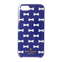 Kate Spade New York Sparkle Bows Resin Phone Case for the iPhone 5 and 5s
