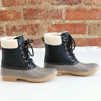 Snowdays Boots - Black