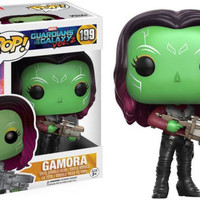 Guardians of the Galaxy Volume 2 Gamora Pop Vinyl