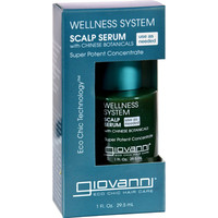 Giovanni Hair Care Products Scalp Serum Wellness System - 1 Oz