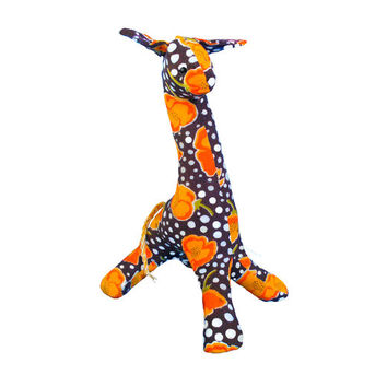 GIRAFFE Toy Sewing Pattern,  Handmade, Stuffed plush tutorial