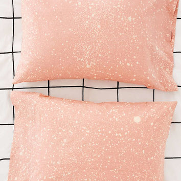 Splatter Dye Pillowcase Set - Urban Outfitters