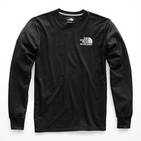 MEN'S LONG-SLEEVE GRADIENT LOGO TEE | United States