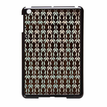 Smiley Sherlock Holmes In Wallpaper Wall Miley iPad Mini Case