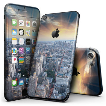 Fusion NYC Skylight - 4-Piece Skin Kit for the iPhone 7 or 7 Plus