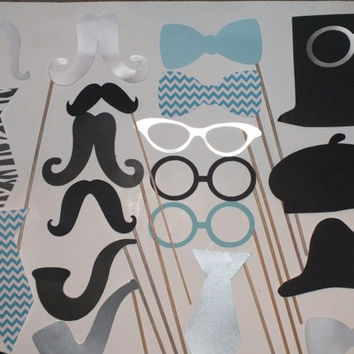 PHOTO BOOTH PROPS for wedding , birthdays and special occasions       The  Millionair