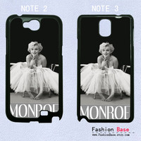 marilyn monroe poster case samsung note 2 case samsung note 3 case Choose a variety of more models
