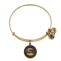 Alpha Gamma Delta Charm Bracelet | Alex and Ani