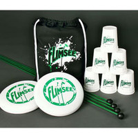 Classic Flimsee Frisbee Game Set