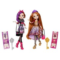 Ever After High Holly O'Hair and Poppy O'Hair Doll 2-Pack