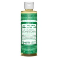 Almond Pure-Castile Liquid Soap - 8 oz.