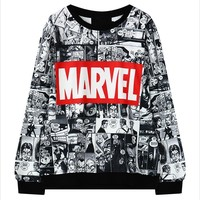 Marvel Long Sleeve