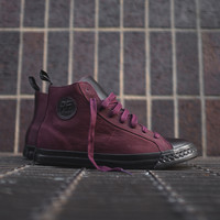 PF Flyers x Todd Snyder Rambler - Chocolate Cherry