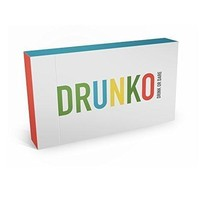 DRUNKO - The Drink & Dare Party Card Game