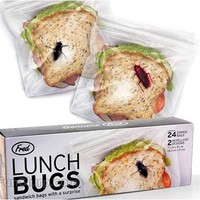 Lunch Bugs Sandwich Bags | Fun Gifts for Kids | FunSlurp.com