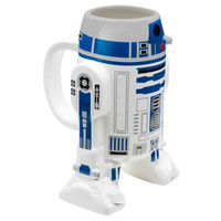 Star Wars R2D2 16 oz. Ceramic Coffee Cup Mug