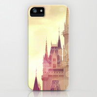 Disney Cinderella Castle iPhone & iPod Case by AndreaClare