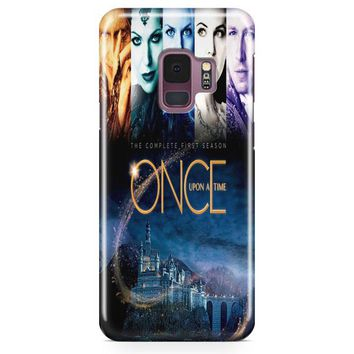 Once Upon A Time Captain Hook Believe 2 201 Samsung Galaxy S9 Case | Casefantasy
