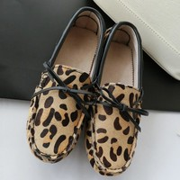 2016 New Fashion Women Flat Shoes Genuine Horsehair shoes Woman Shoes Handmade Flats M