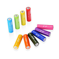 10x 2500mAh 1.2V AA Battery High Capacity Ni-MH Rechargeable Batteries For Toys