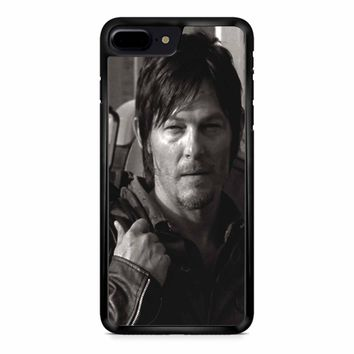 The Walking Dead Daryl Dixon iPhone 8 Plus Case