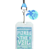 Pierce The Veil Palm Tree Lanyard