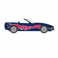 Top Dog 1:64 Chevy Corvette - MLB Cleveland Indians