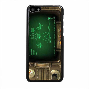pipboy 3000 fallout iphone 5c 5 5s 4 4s 6 6s plus cases