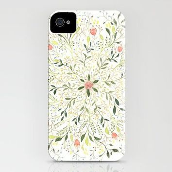 Flower Burst iPhone Case by Charmaine Olivia | Society6