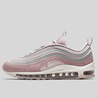 AUGUAU Nike Wmns AIR MAX 97 UL  17 LX Vast Grey Summit White Particle Rose