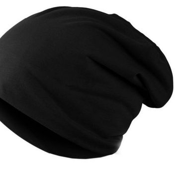 Winter  Chapeu Casual Beanies Cap for Men