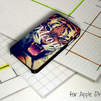 Tiger Meow iPhone 5 Case