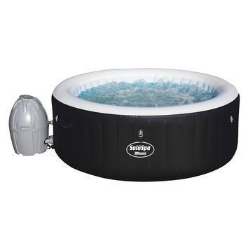 Bestway SaluSpa 71 x 26 Inch Inflatable Portable 4-Person Spa Hot Tub | 54124