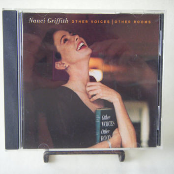 Nanci Griffith Other Voices CD Vintage Used Music Country Folk