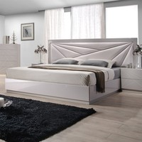 J&M Furniture Florence Bed | ATG Stores