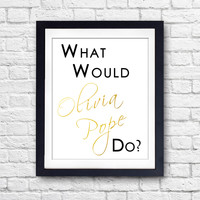 What Would Olivia Pope Do? - 8x10